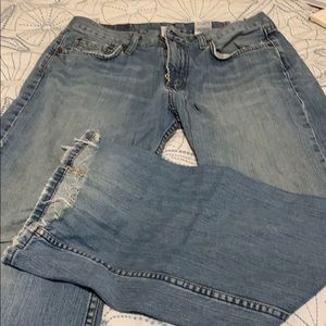 Lucky bootcut jeans 32